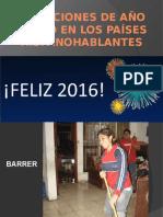 Tradiciones de Año Nuevo en Los Países Hispanohablantes