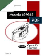 Operacion Gen Set