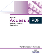 Copy of ms access 2003 tutorial