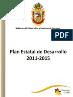 Plan Estatal de Desarrollo 2011 20151