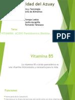 vitamina B5.pptx