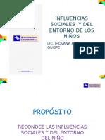 INFLUENCIAS SOCIALES Y DEL ENTORNO DE LOS NIÑOS.pptx