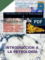 Petrologia y Minerales Economicos
