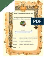 MARI INFORME - Cebada Hidroponia