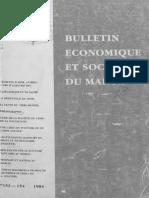 Bulletin économique et social du Maroc