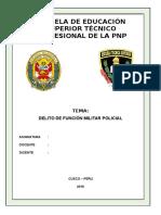 Monografia de DELITO DE FUNCIÓN MILITAR POLICIAL.docx