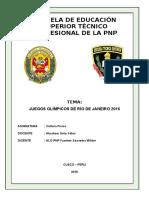 monografia de JUEGOS OLÍMPICOS DE RÍO DE JANEIRO 2016.docx