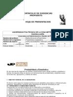 Portafolio Propuesto (Manual de asignatura).
