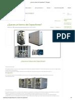 ¿Que es un banco de Capacitores_ - Energiza.pdf