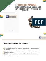 Diapositivas Análisis y Descripción de Puestos (1)