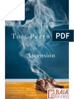 Ascension - Tom Perrotta