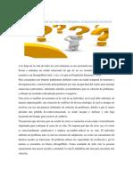 Competencias Básicas Para Los PAP