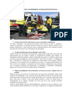 Principios Técnicos Utilizados en Los PAP