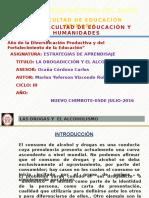 Drogadicción y Alcoholismo-2016