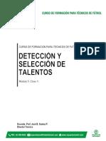 Detección y Selección de Talentos - Liga Antioqueña de Fútbol