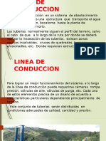 Linea de Conduccion (1)