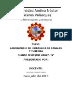 Informe Del Flotador - Copia