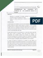 Practica 1 Bromatología