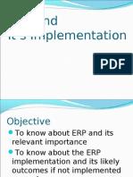 13162223 ERP Implementation