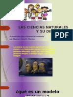 Clase Nº 1 Cs. Naturales y Su Didáctica(2016)