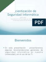 1.1.4 Concientizacion de Seguridad Informatica UACH