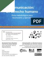 La Comunicación como derecho humano