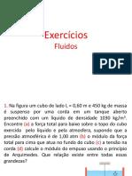 Exercicios Oscilações