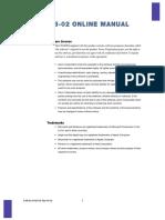 UIB-02 Installation Manual (English)