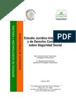 Estudio Juridico Int. de Derecho Comparado