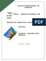 LOS PRODUCTOS Agrarios  EN EXTINCION.docx