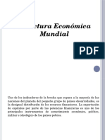 04 Estructura Económica Mundial