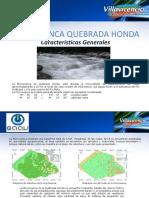 Microcuenca Quebrada Honda