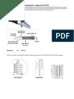 Refractometro Manual 1