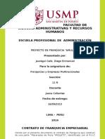 Manuales y Contrato