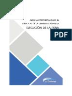 Inclusión Social Probation y Política Criminal Democrática_2015