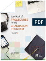 Handbook of Procedures