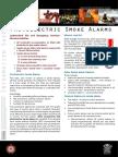 QFES-Photoelectric Smoke Alarm Info Sheet