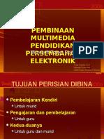 Konsep Asas Pembinaan Multimedia PPT
