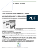 Estructuras – Arquitectura y Rehabilitación Sostenible en Euskadi