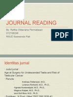 Journal BEDAH 1