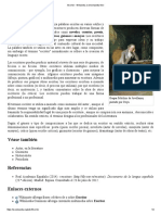 Escritor - Wikipedia, La Enciclopedia Libre