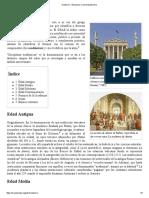 Academia - Wikipedia, La Enciclopedia Libre