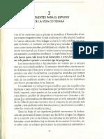 Pilar gonzalbo Fuentes Para El Estudio de la vida cotidiana