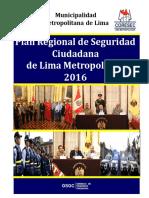 03 Plan Regional de Seguridad Ciudadana de Lima Metropolitana 2016