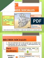 2da CLASE HECHOS SOCIALES.pptx
