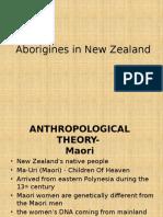Aborigines in New Zealand