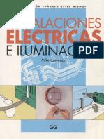Instalaciones Eléctricas e Iluminación - Mike Lawrence