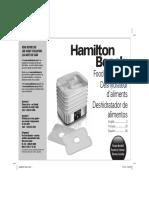 Deshidratador Hamilton