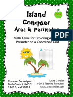 Free Island Conquer Are a and Perimeter