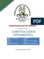 Programacion Curricular Modulos 2013 NSC